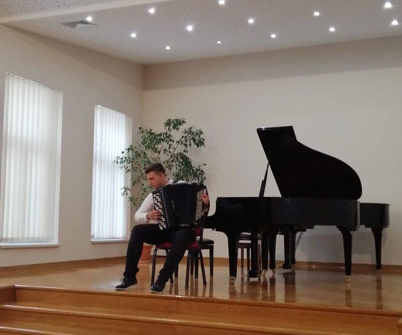 Maturski koncert Đorđa Gavrilovića