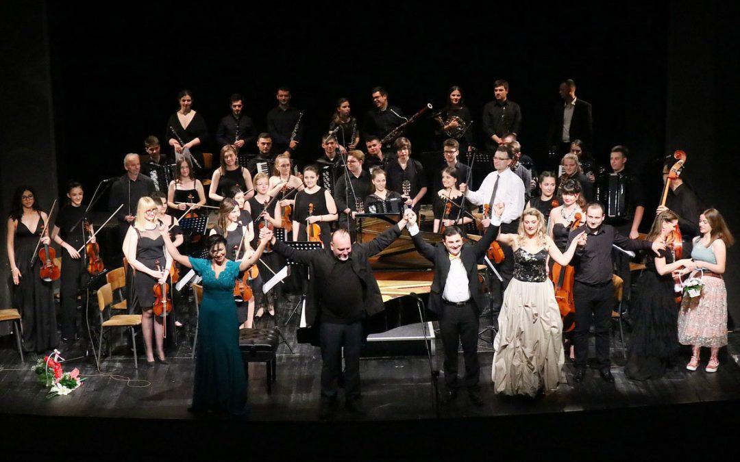 Koncert simfonijskog orkestra