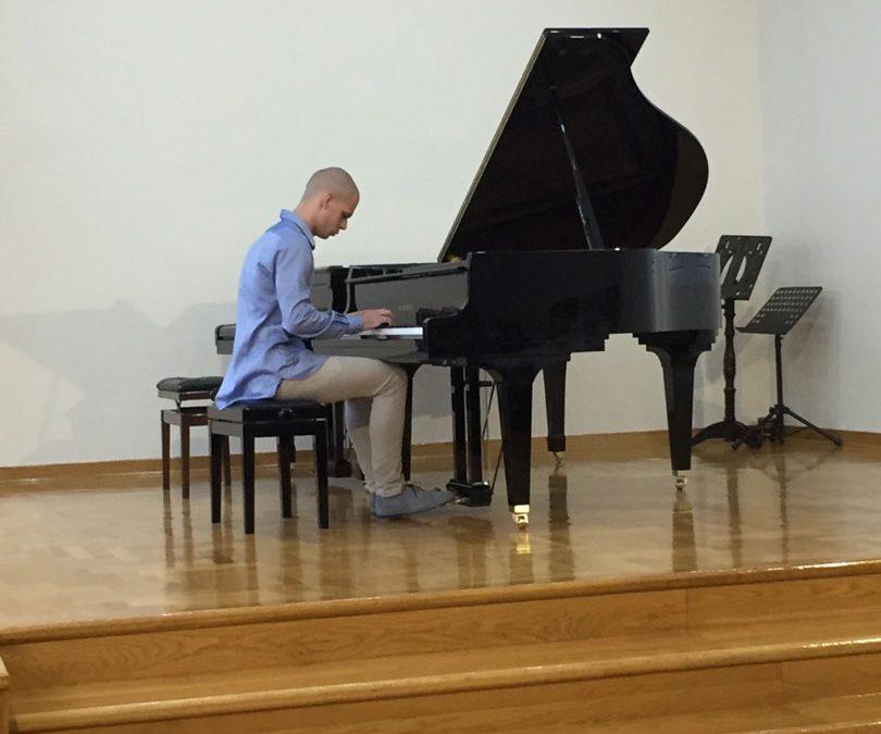 Maturski koncert Luke Jezdimirovića