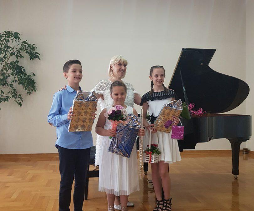 Koncert Elene Mijailović i Borisa Radovanovića
